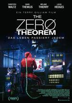 The Zero Theorem Poster