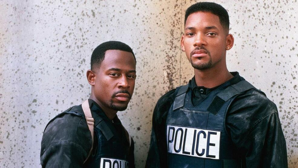 Bad Boys - Harte Jungs mit Will Smith und Martin Lawrence