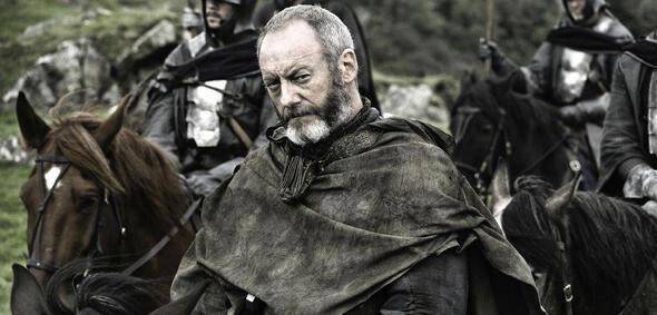 Liam Cunningham als Ser DavosSeaworth, Zwiebelritter