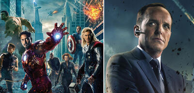 Marvel's The Avengers und Agent Coulson