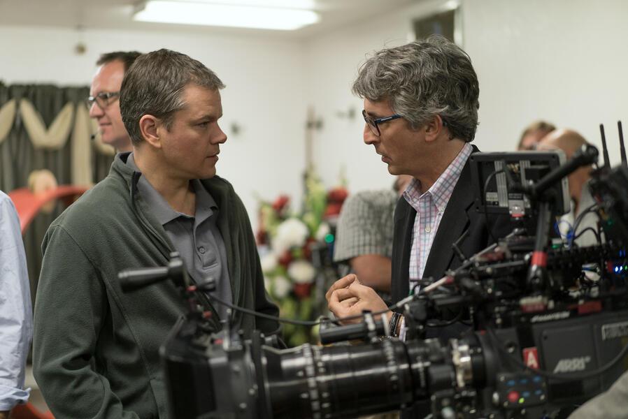 Downsizing mit Matt Damon und Alexander Payne