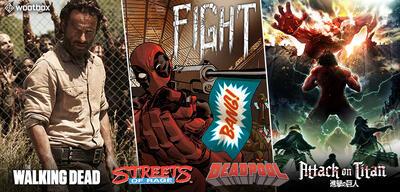 Kämpfe für deine Wootbox!