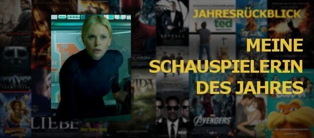 Mein Star des Jahres - Charlize Theron