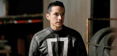 Agents of S.H.I.E.L.D. mitGabriel Luna als Ghost Rider