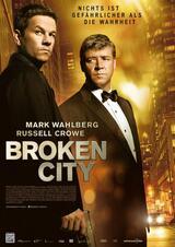 Broken City - Poster