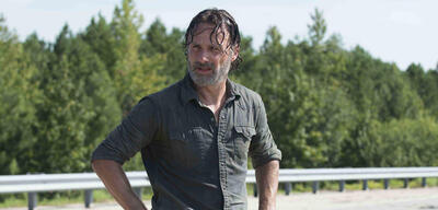 The walking dead+andrew+lincoln