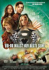 V8 - Du willst der Beste sein - Poster
