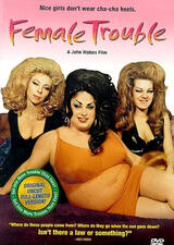 Female Trouble - Poster
