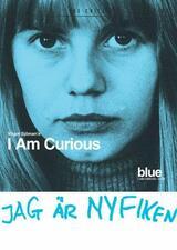 Ich bin neugierig (blau) - Poster