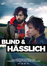 Blind & Hässlich - Poster