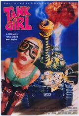 Tank Girl - Poster