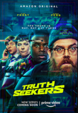 Truth Seekers - Poster