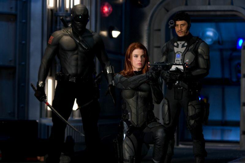G.I. Joe - Geheimauftrag Cobra mit Rachel Nichols, Ray Park und Saïd Taghmaoui