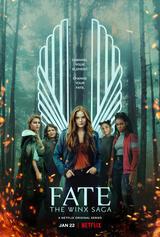 Fate: The Winx Saga - Poster