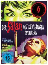Der Satan mit den langen Wimpern - Poster