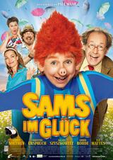 Sams im Glück - Poster