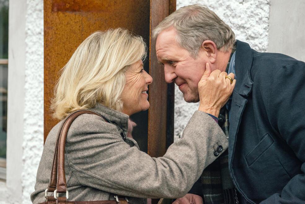 Wenn es Liebe ist mit Harald Krassnitzer und Jutta Speidel