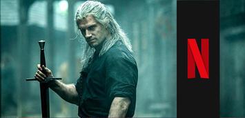 Bild zu:  The Witcher mit Henry Cavill