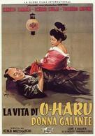 Das Leben der Frau Oharu