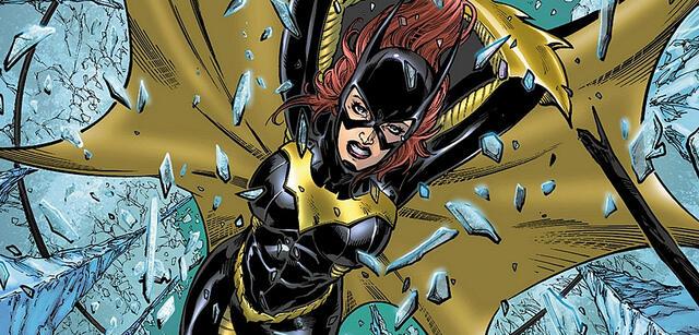 Batgirl in der Comic-Version