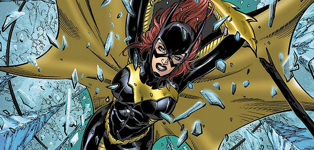 Batgirl in der Comic-Version