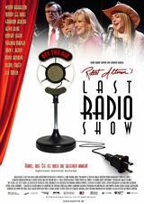 Robert Altman's Last Radio Show - Poster