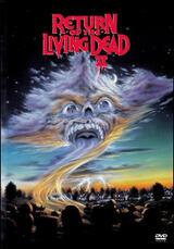 Return of the Living Dead II - Die Rückkehr der Höllenzombies - Poster