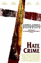 Hate Crime - Poster