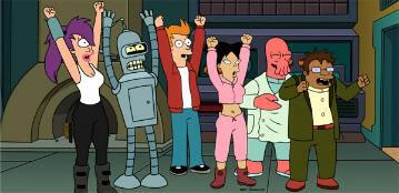 Futurama - Bender's Big Score - Bild 4 von 8