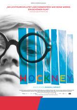 Hockney - Poster