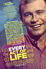 Every Act of Life - Poster