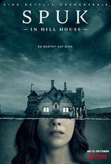 Spuk in Hill House - Staffel 1 - Poster