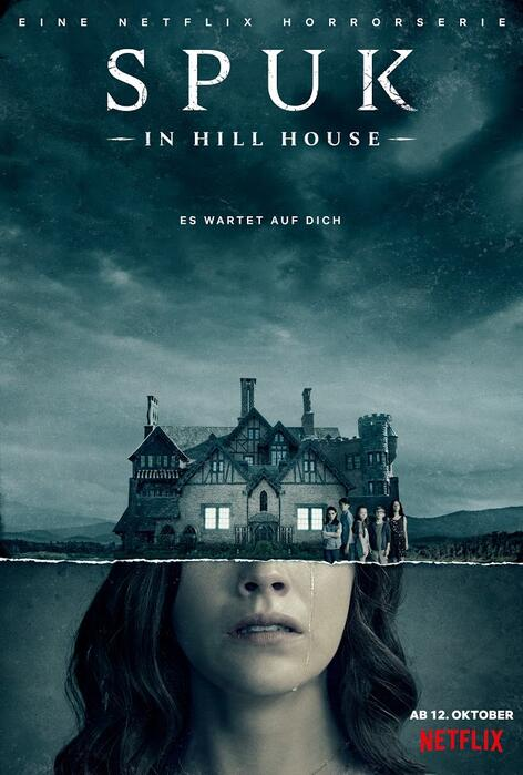 Spuk in Hill House, Spuk in Hill House - Staffel 1