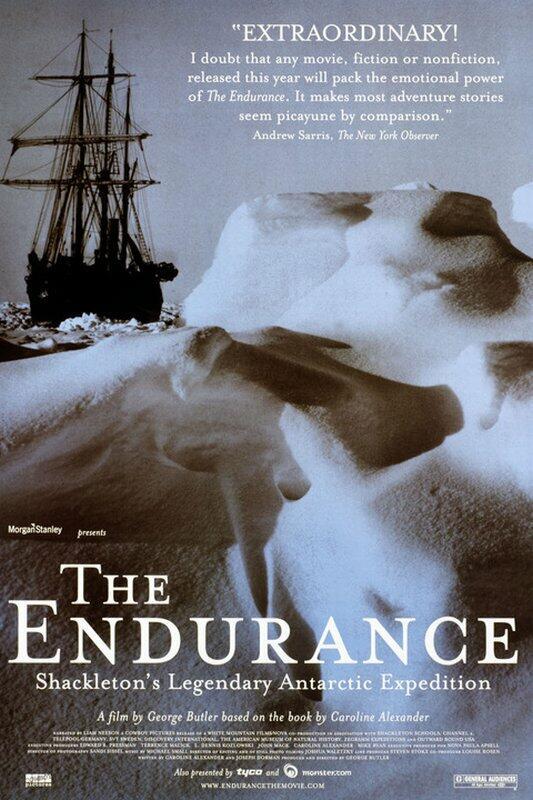 Endurance - Verschollen im Packeis