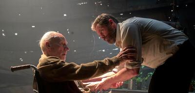 Logan: Patrick Stewart und Hugh Jackman