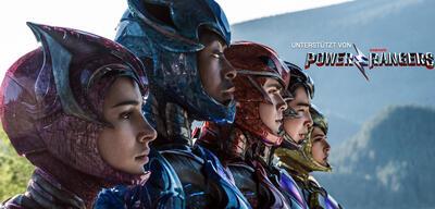 Die neuen Power Rangers machen sich bereit