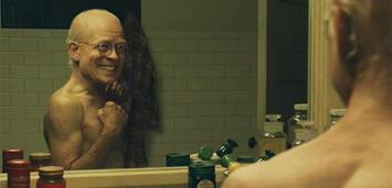 Bild zu:  Brad Pitt als Benjamin Button