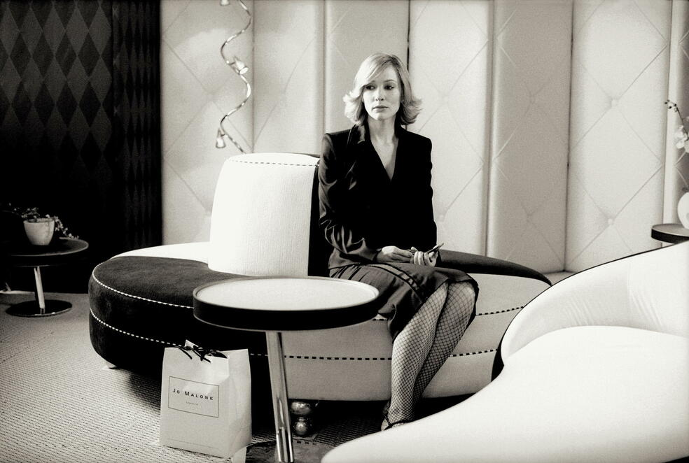 Coffee and Cigarettes mit Cate Blanchett