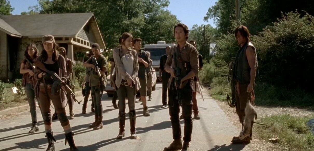 The Walking Dead Staffel 6 Start In Deutschland