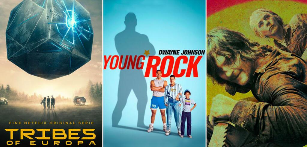 Serien und Staffeln im Februar 2021