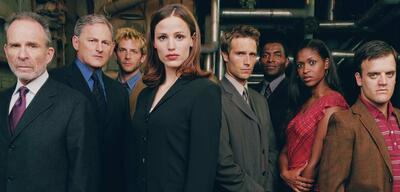Der Cast von Alias