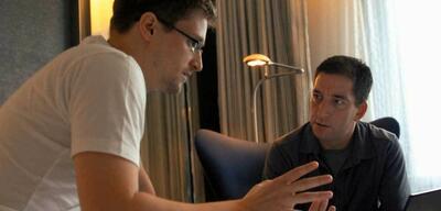 Edward Snowden im Gespräch mit Glenn Greenwald