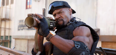 Terry Crews in Expendables 3