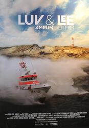 Luv & Lee: Amrum der Film  Poster