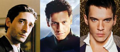 Adrien Brody (l), Ioan Gruffudd (m), Jonathan Rhys Meyers (r)