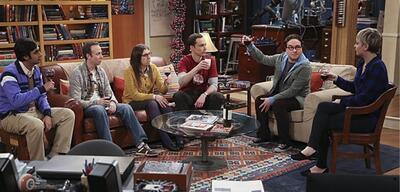 Ein letzter Toast aufCarol Ann Susi aus Big Bang Theory