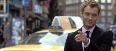 Jude Law als Playboy Alfie