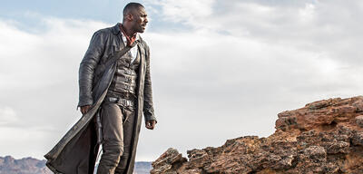 Idris Elba inThe Dark Tower