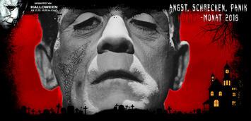 Bild zu:  Frankenstein