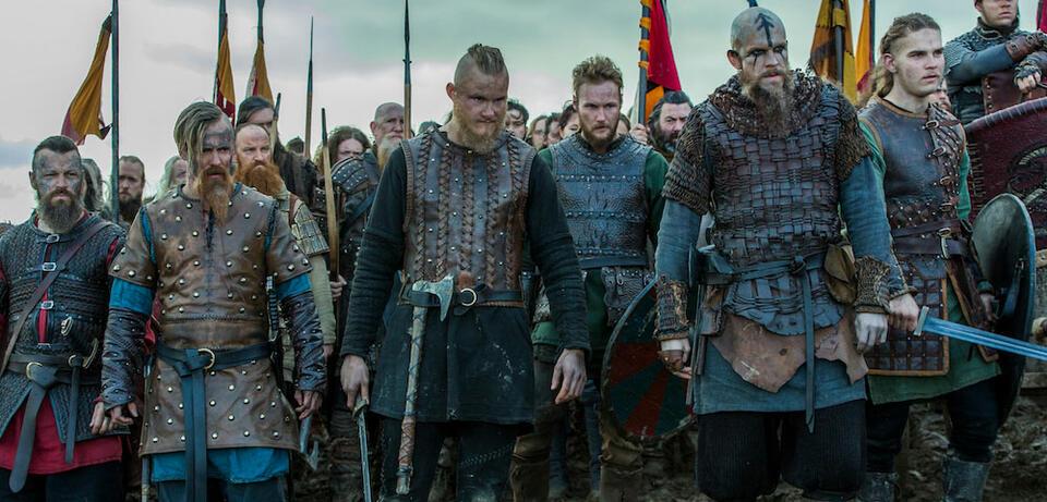 Wo Läuft Vikings Staffel 5